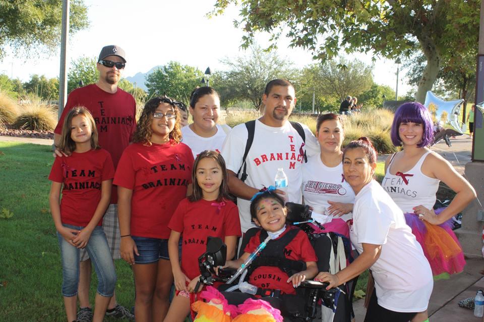 Joe Niekro Foundation - Walk in the Park