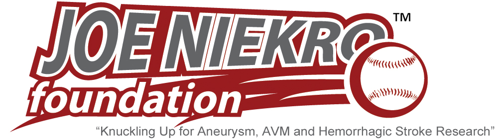 http://www.joeniekrofoundation.com/aneurysms/joe-niekro-foundation-awards-over-240000-toward-brain-aneurysm-avm-and-hemorrhagic-stroke-research-funding/