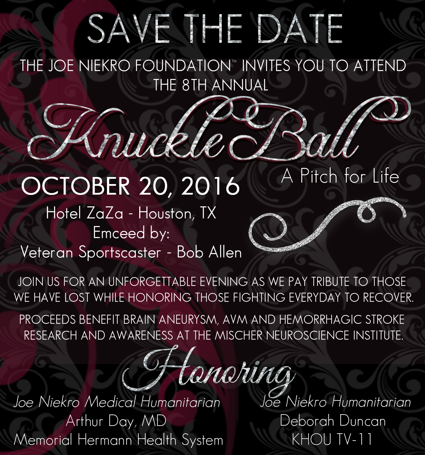 Knuckle Ball Houston