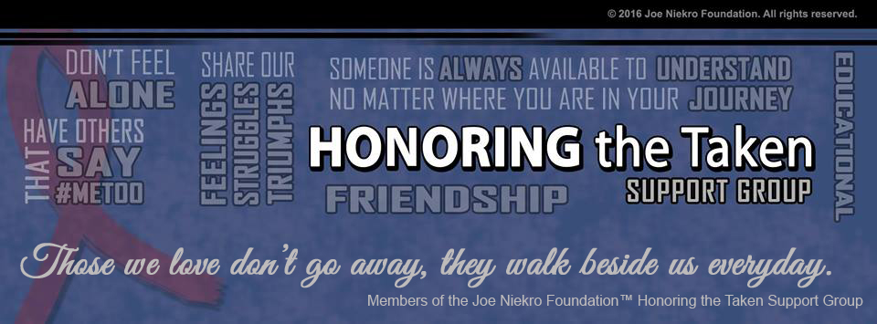 Joe Niekro Foundation Support Group
