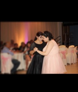 Reena and Lisset Bayardo