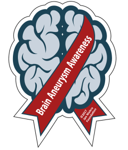 BA Awareness Car Decal
