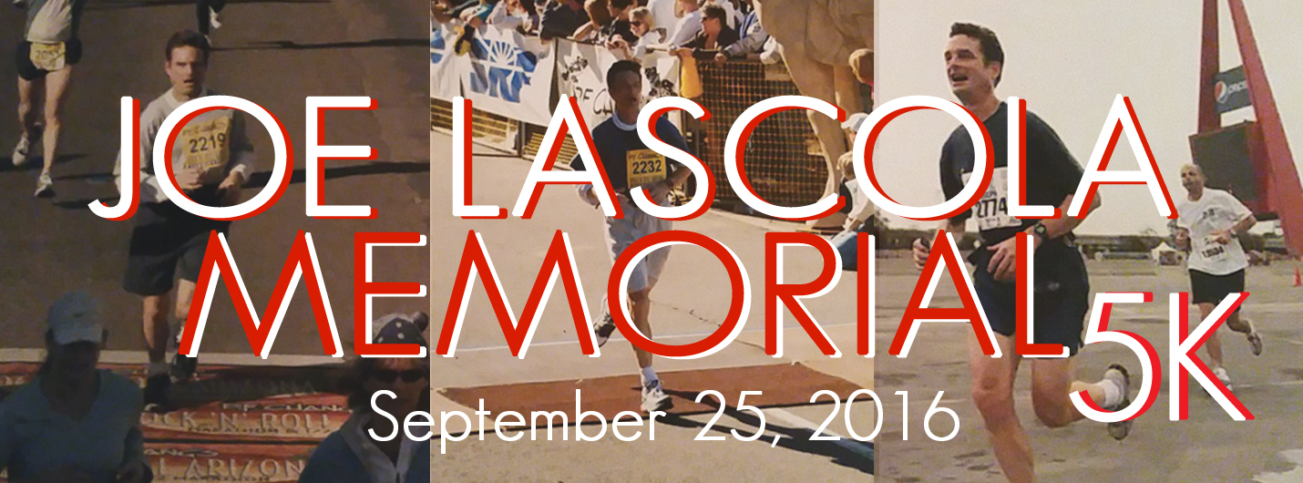 Joe LaScola Memorial Walk
