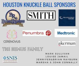 Houston Knuckle Ball Sponsors